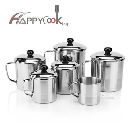 Stainless steel tea mug   with good after sale service HC-03400