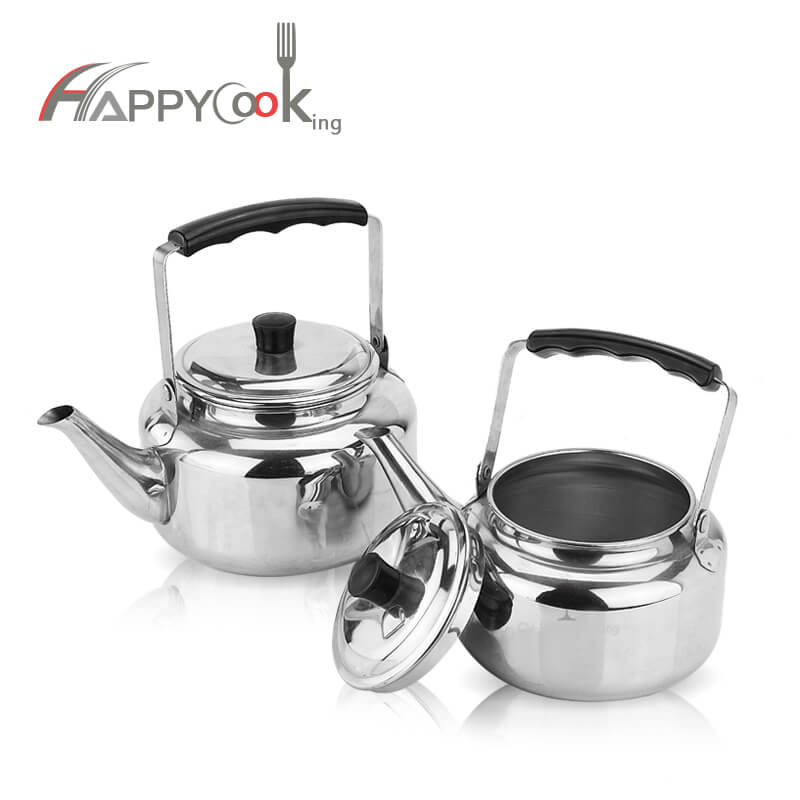 Cooking with tea kettle vintage kettle of stainless steel for top selling products HC-01205