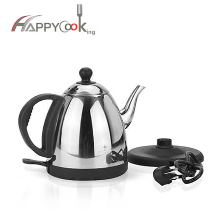 Hotel kettle  electric kettle price with stainless steel quality Assurance  HC-01218