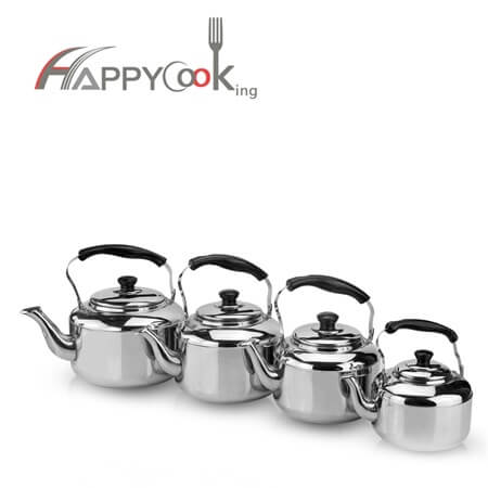 Filter kettle stove kettle of stainless steel with handle with high quality HC-01203