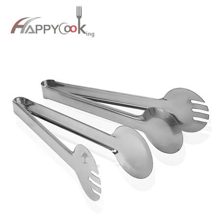 Food clip food tong of stainless steel with OEM and great price HC-04001