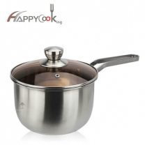best frying pan of high quality hot selling export stainless steel milk boiling pot
