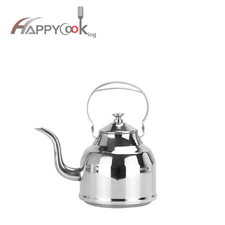 Kettle coffee turkish kettle of stainless steel china supplier manufacture and Cheap HC-01412-B