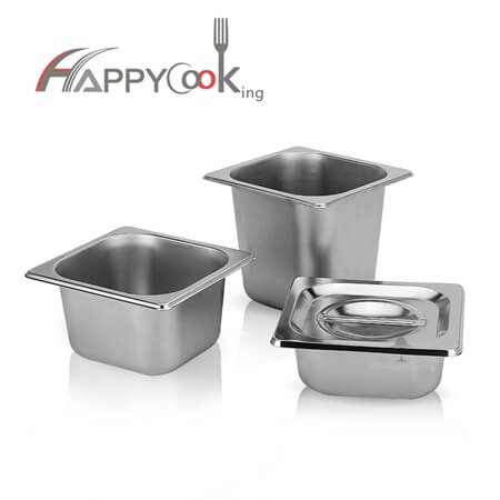 Kitchen storage boxes food pan with stainless steel of sale factory direct wholesale cheap HC-02809