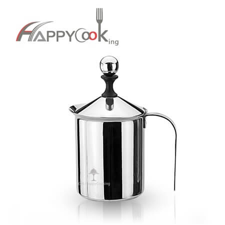 Milk frother milk foam maker with stainless steel of factory hot sale and good price HC-03303