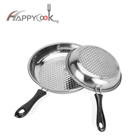 non stick stainless steel with low price and good service HC-02106-B
