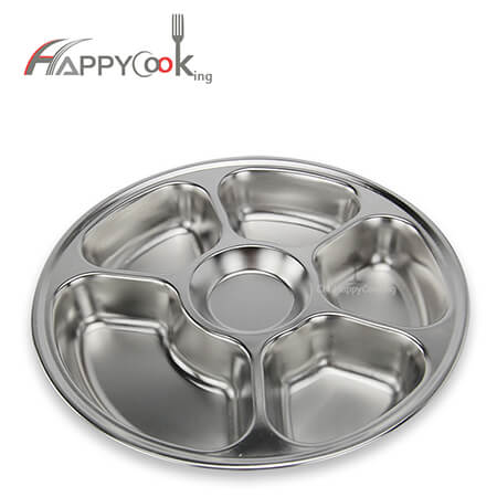 circular tray wholesale stainless steel food tray