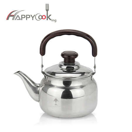 Small kettle whistle for teapot  of stainless steel with best service China supplier HC-01217