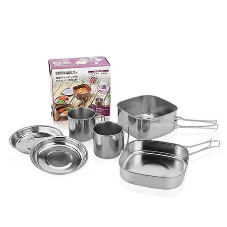 Good stainless steel food containers here!
