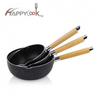 single handle pot with ramen pan factory wholesale high quality new products