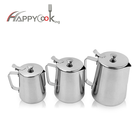 With cover milk can of factory cheap high quality stainless steel HC-03300-B