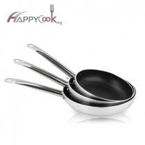 Fry wok pan of Aluminum non-stick pan new design hight quality supplier