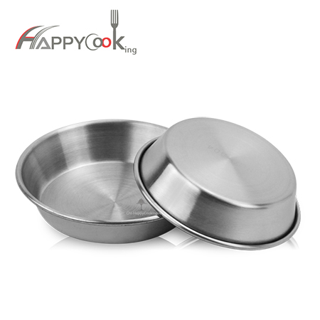dish sauce set is provided with stainless steel food grade material HC-02410-A