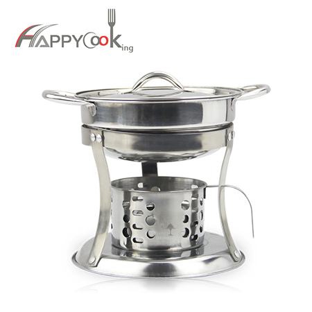 Small meal furnace factory hot sell 201 stainless steel food heating furnace HC-02506