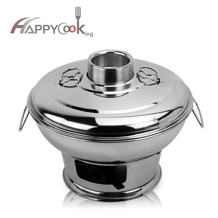 Small chafing dish furnace of stainless steel exquisite durable buffet supplier HC-02415