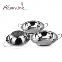 Stainless steel dry pot of high quality cookers manufacturer and supplier