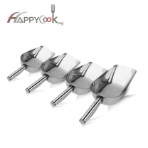 Kitchen small spoon of stainless steel popcorn ice shovel professional production