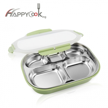 bento box for kids school 5 grid lunch box manufacturer