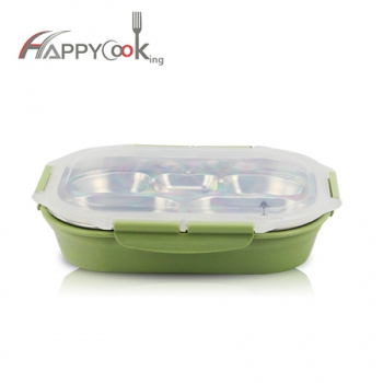 bento box for kids school import 5 grid lunch box OEM