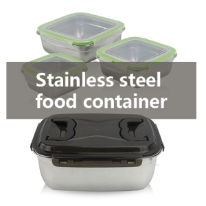 Do you have a good stainless steel food container?