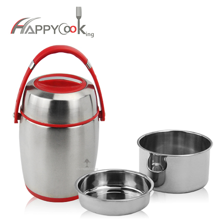 Lunch container vacuum stainless steel insulated soup thermos school travel manufacturer HC-03020