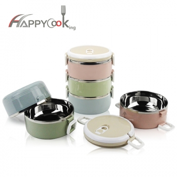 4 layer portable lunch box price food container picnic factory