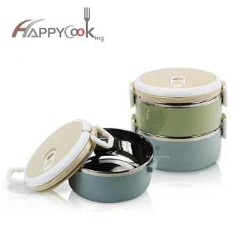 4 layer portable lunch box  manufacturer food container picnic