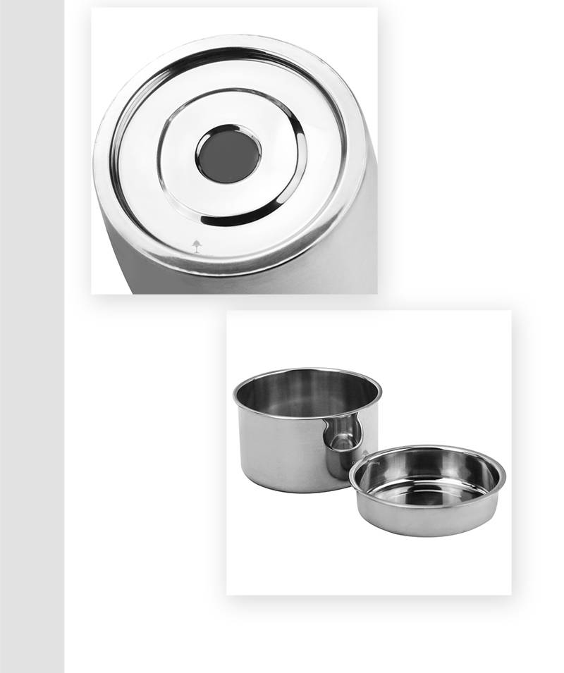 thermal insulation lunch box manufacturer vacuum food jar