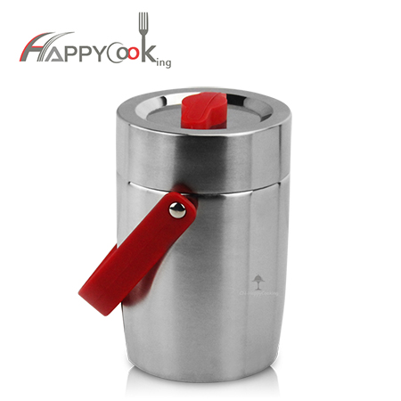 thermal insulation lunch box supplier vacuum food jar