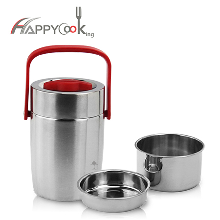 thermal insulation lunch box factory vacuum food jar