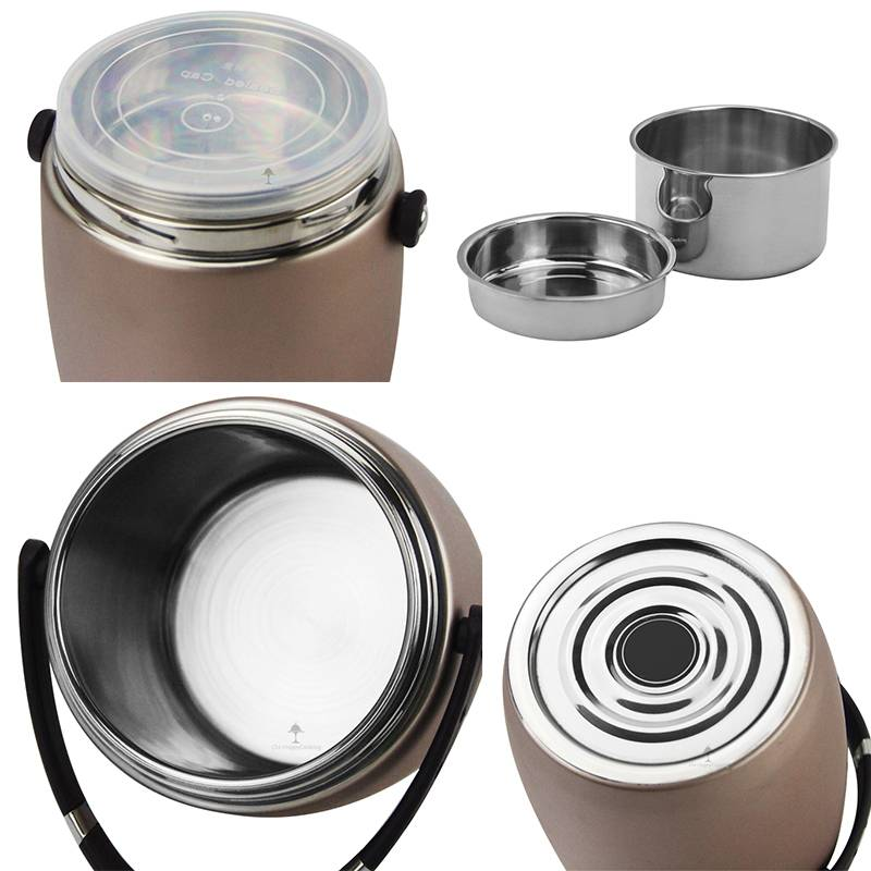 lunch container vacuum price stainless steel