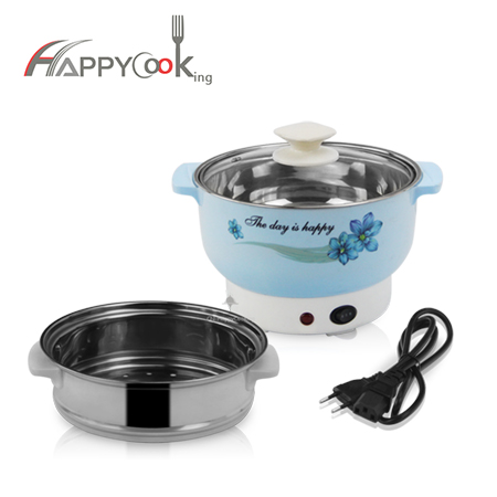 Electric Pots, buy wholesale electric hot pot cooker from China Happycooking HC-02122