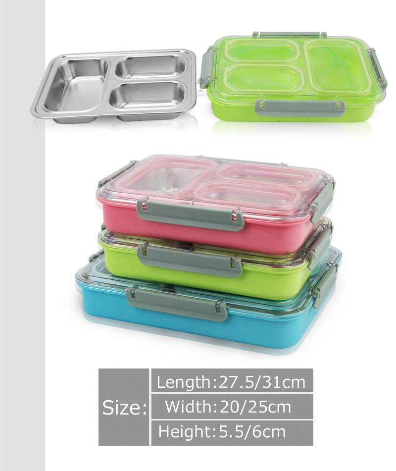 lunch boxes price compartment lunchbox