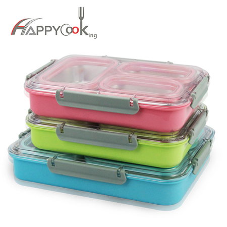 lunch boxes ODM compartment lunchbox