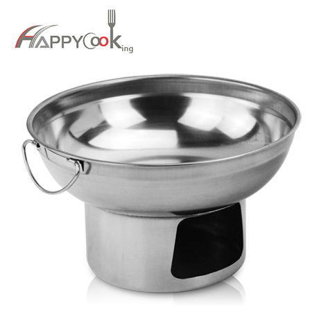 Thai hot pot export Alcohol heating pot