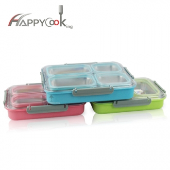 lunch boxes supplier compartment lunchbox