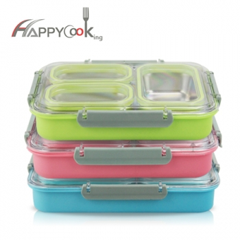 lunch boxes export compartment lunchbox