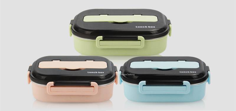 food bento storage box factory picnic lunch container OEM