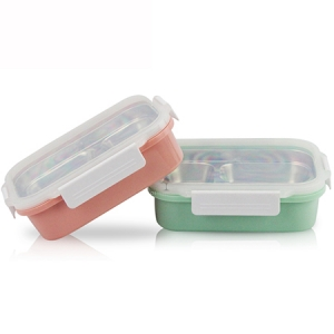 What bowl is suitable for  children dinner set compartment-2-3-lunch-box!