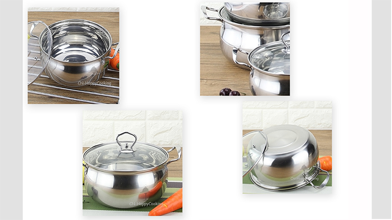 stainless steel soup pot manufacturer