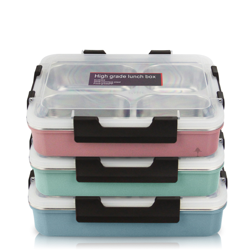 Reasons why you need to use insulation bento tray Stainless Steel Lunch box?