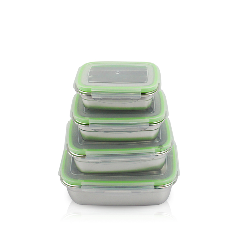 How to eat safely under the new coronavirus outbreak-food pan containers!