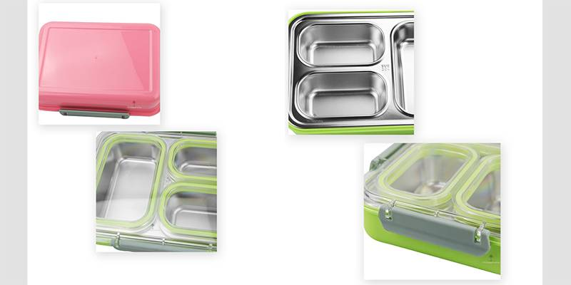 Lunch boxes supplier stainless steel
