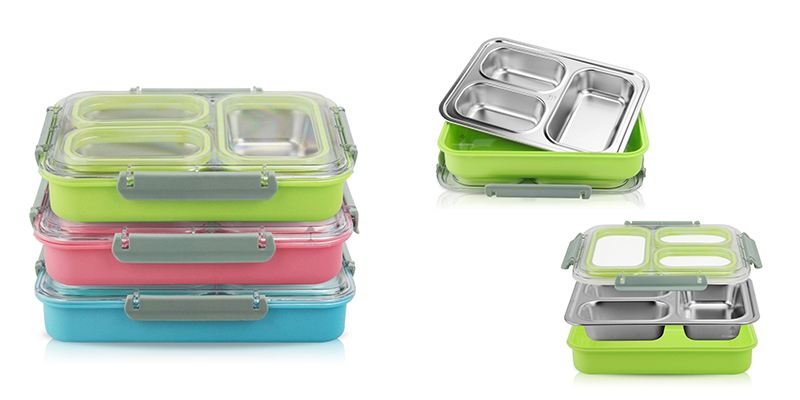 Lunch boxes ODM stainless steel