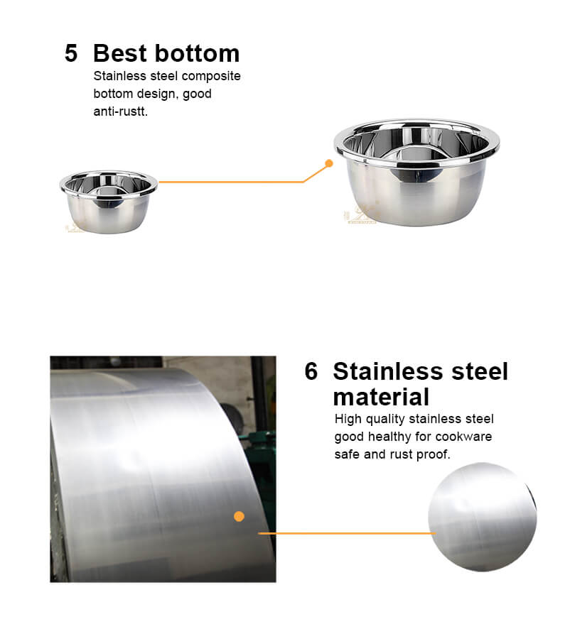 stainless steel instant pot  Steamer Basket  supplier factory