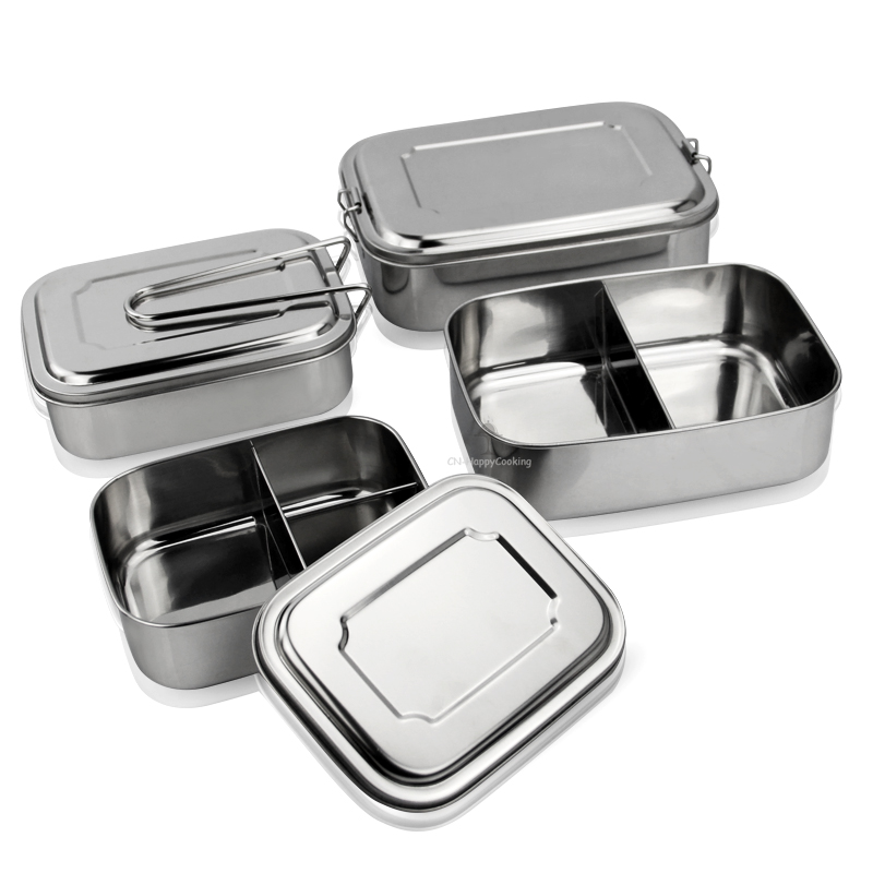 Food Storage Containers ODM stainless lunch box