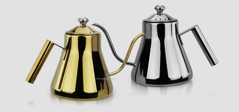 long Mouth Coffee Pot supplier coffee pot