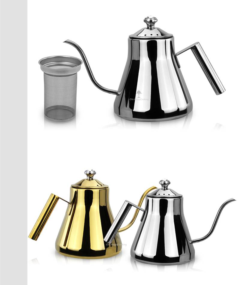 long Mouth Coffee Pot wholesaler coffee pot