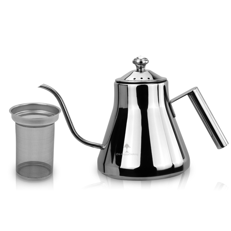 long Mouth Coffee Pot ODM coffee pot