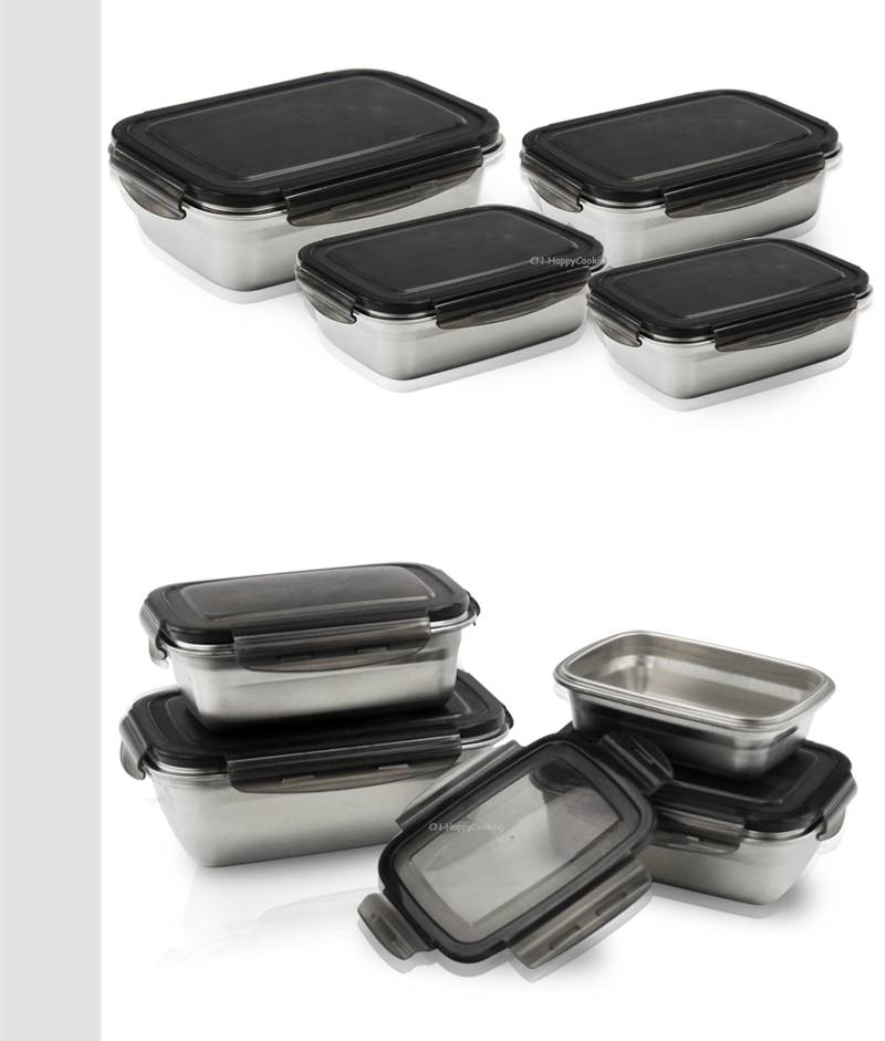 Airtight container factory  storage boxes